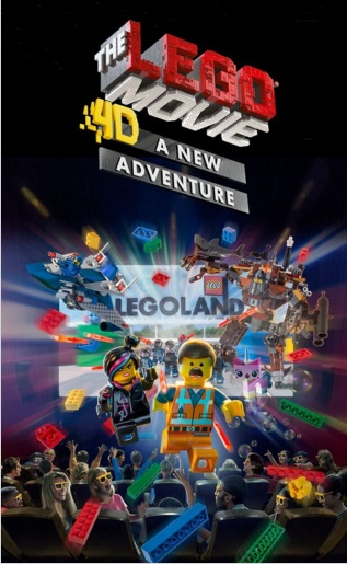 The Lego Movie 4D A New Adventure ! Tarikan Terbaru Di Legoland Malaysia Resort