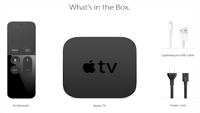 apple tv manual 4th generation