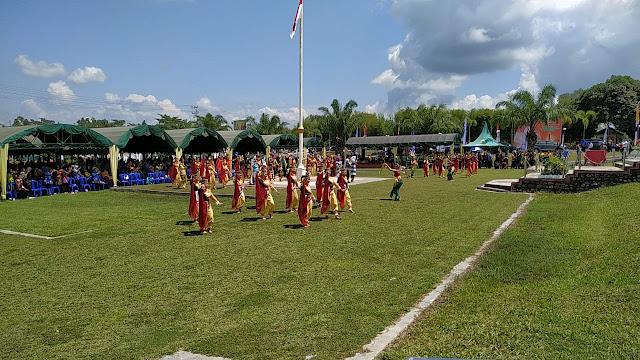 Lagu Pesona Balangan (Jum Cha Cha) Dilaunching Di Hari Jadi ke-16 Balangan