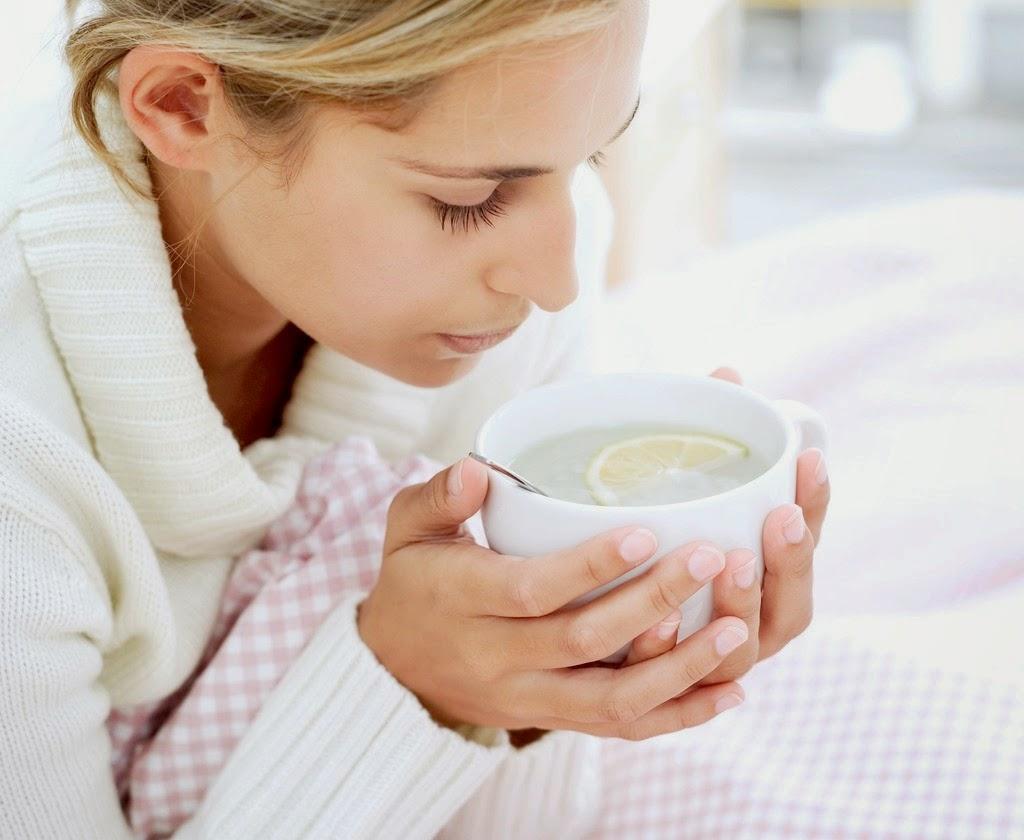 Makanan dan Minuman Yang Baik Dikonsumsi Saat Demam