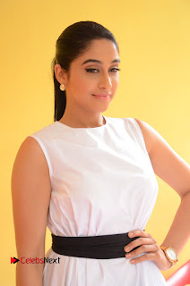 Actress Regina Candra Pictures in Jeans at Jo Achyutananda Interview  0108.JPG