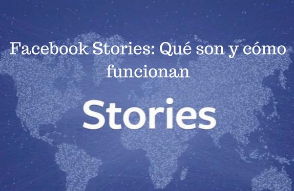 Redes Sociales, Facebook Stories, Social Media, Stories,