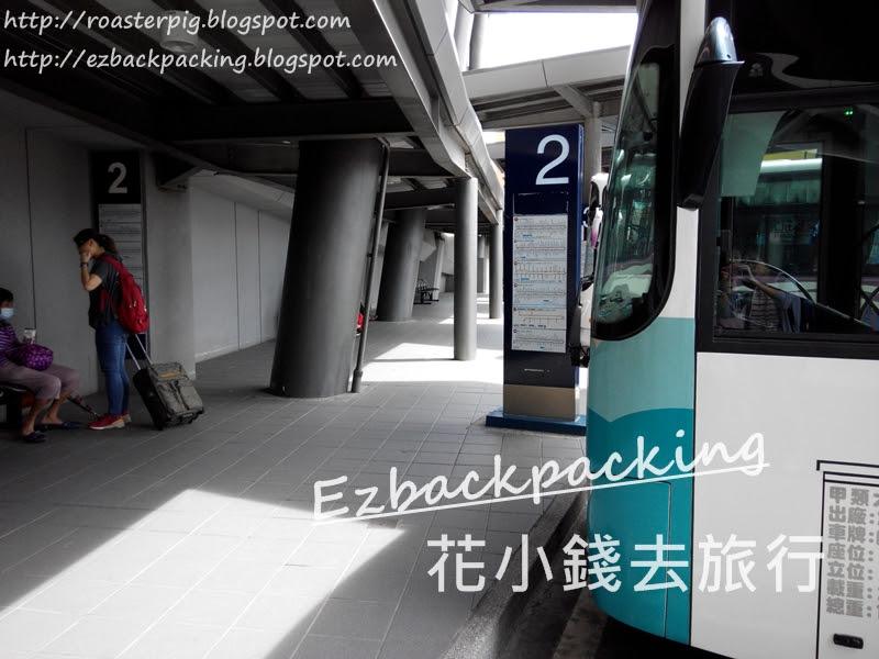 台中清泉岡機場巴士站