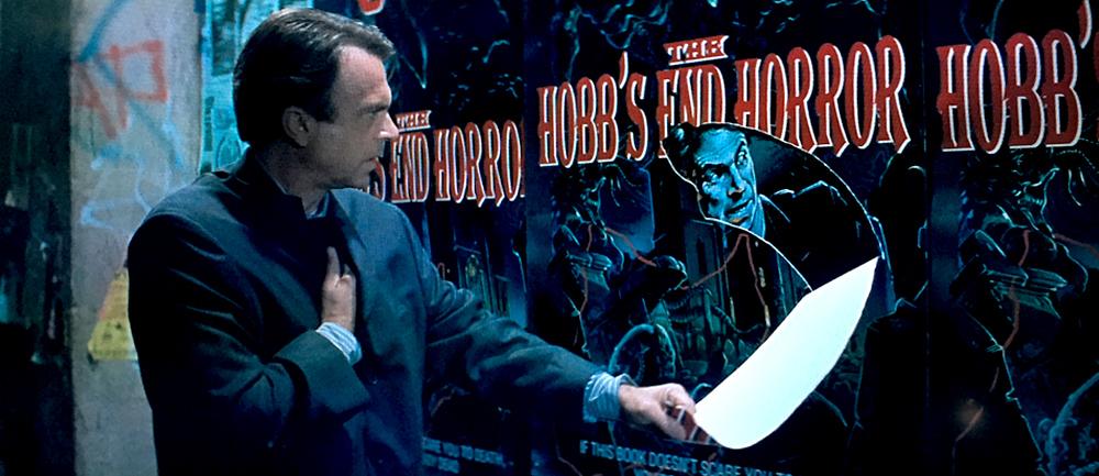 Crítica: À Beira da Loucura (1994) - Sessão do Medo