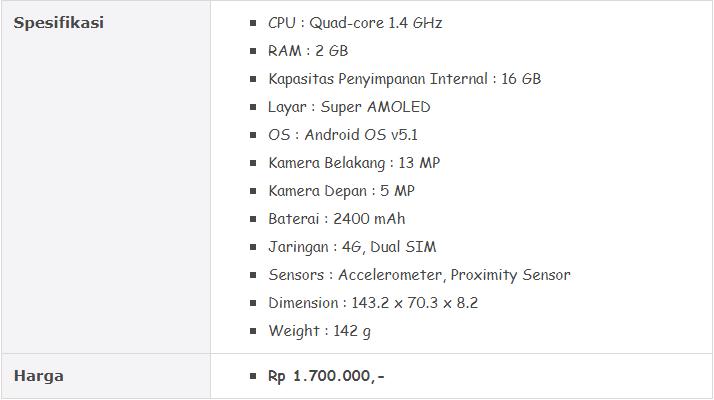 Hp Samsung Terbaru - Spesifikasi dan Harga J3 Pro
