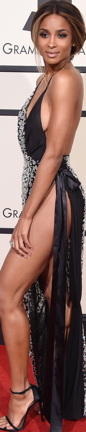 Ciara 2016 Grammy Awards