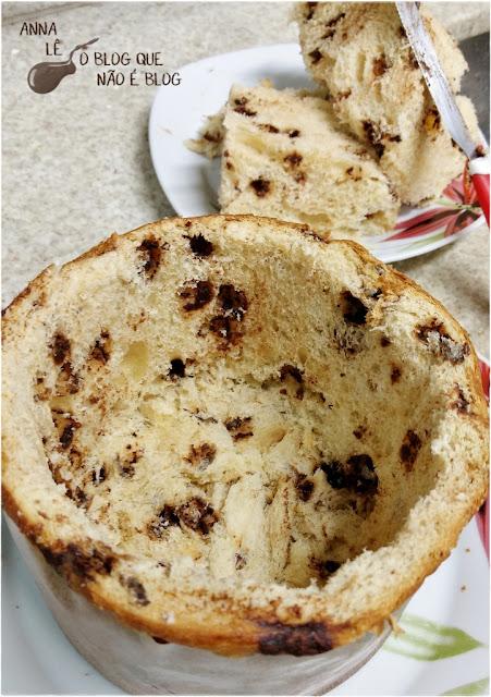 receita chocotone trufado nestle creme de leite lider nozes castanha