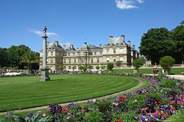 paseando por par s jardines de luxemburgo barrio latino