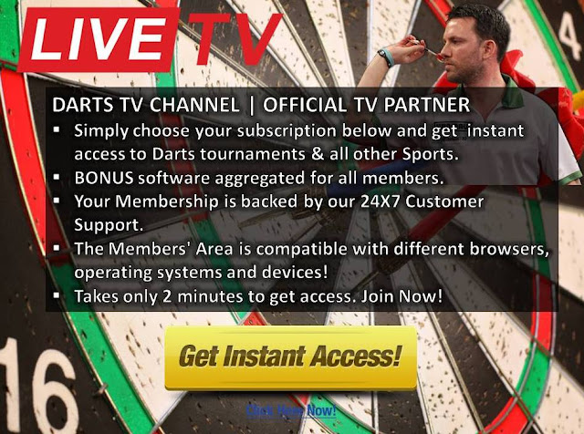 Watch Live Darts - Unibet Masters 2016