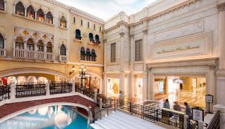 Scorcio Venetian Macau Resort Hotel, Cina
