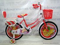 Sepeda Anak Everbest 18-1139-8 Lollipop Girl 18 Inci