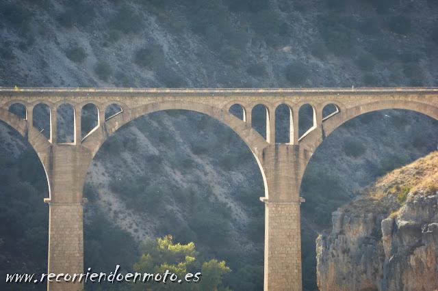 Viaducto Hoces del río Riaza