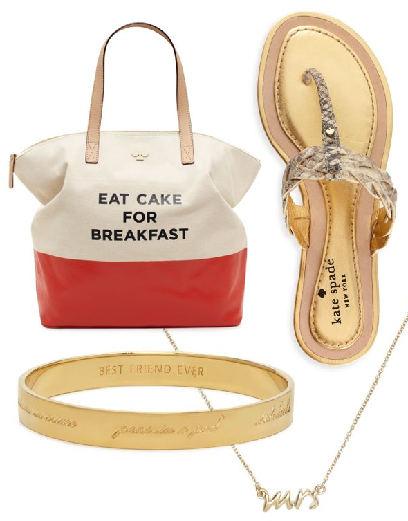 Kate Spade Bridesmaid Gift Ideas Prom Gowns And Wedding Bridal