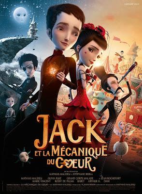 affiche Jack et La Mécanique du Cœur