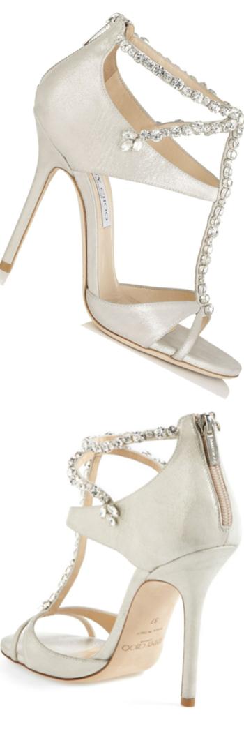 Jimmy Choo 'Faiza' T-Strap Sandal
