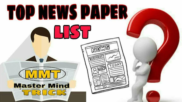TOP 10 NEWSPAPERS IN INDIA