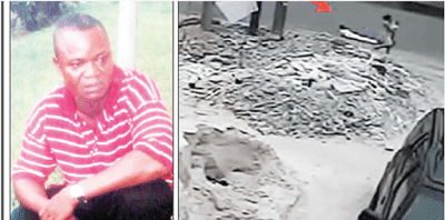 CCTV Exposes How Police Escort Team Killed A Painter By The Roadside In Rivers State