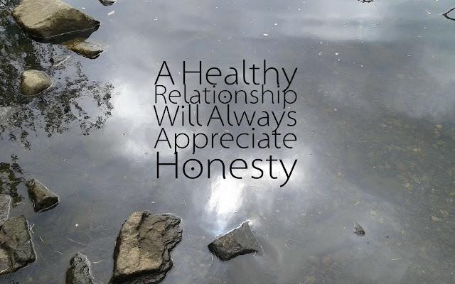 With Honesty
