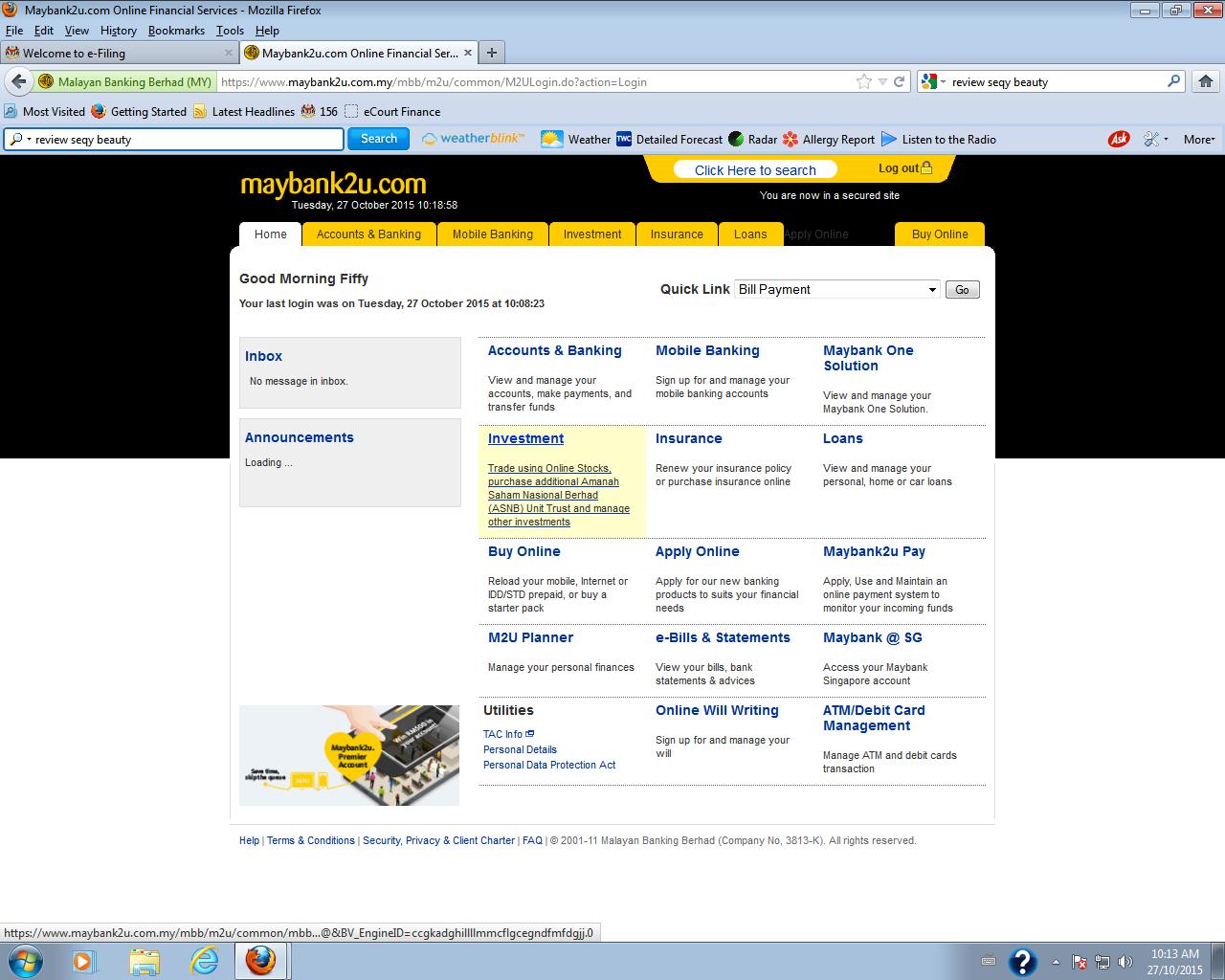 Asnb Pejabat Pos : Cara Transfer Duit Secara Online Ke ...