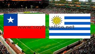 Chile vs Uruguay Clasificatorias 2016