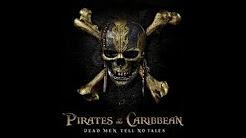 TRILHA SONORA COMPLETA DO FILME:  PIRATAS DO CARIBE: A VINGANÇA DE SALAZAR (Soundtrack Pirates of the Caribbean: Dead Men Tell No Tales) - Capa Caveira