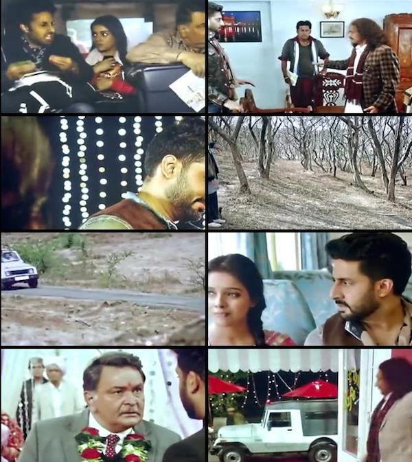 All Is Well 2015 Hindi DVDScr 480p