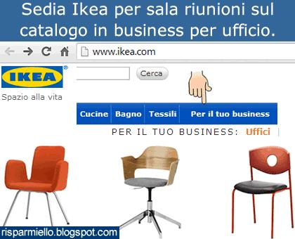 Catalogo Sedie Ufficio Ikea.Risparmiello Sedie Per Sala Riunioni E Conferenze Prezzi Ikea
