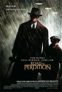 road to perdition 2002 poster