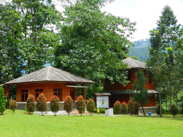 Penginapan Taman Hutan Sentul Eco Edu Tourism Forest