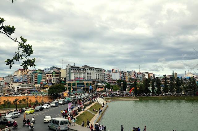 Lac de Xuan Huong