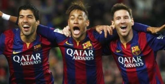 Neymar reveals the reason behind his successful relationship with Lionel Messi and Luis Suarez