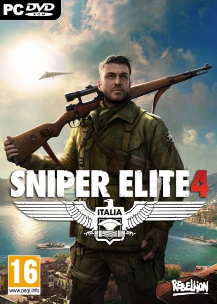 Sniper Elite 4 ESPAÑOL PC