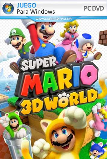 Super Mario 3D World PC Emulado Full Español