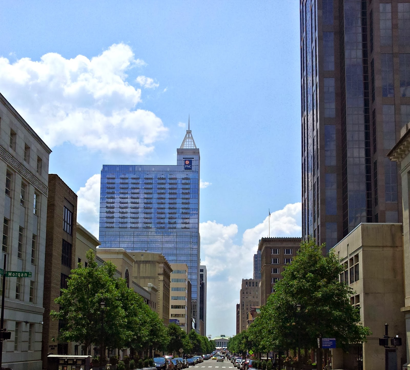 Downtown Raleigh, N.C.