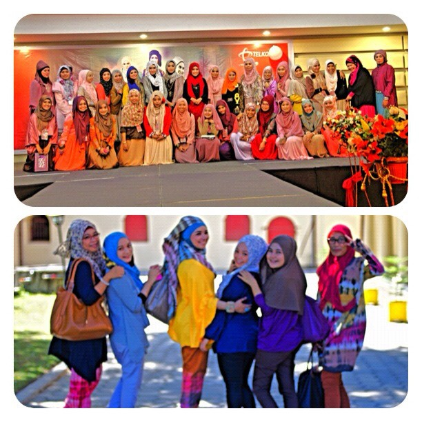 Color My World: Who Said That Hijabers Can't Be Stylish