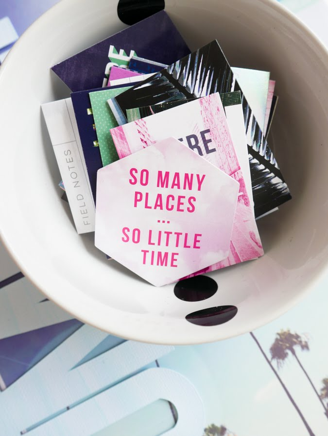 So Many Places So Little Time by Jamie Pate | @jamiepate