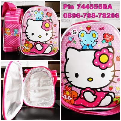 Jual Lunch Bag Hello Kitty Murah