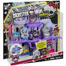 Monster High Dracula's Castle Playset Series 2 Playsets II and other Figure
