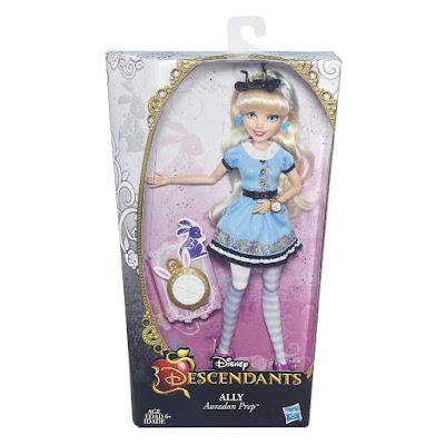 TOYS : JUGUETES - DISNEY Los Descendientes  Ally : Auradon Prep | Muñeca - doll   Producto Oficial Descendants 2016   Hasbro B5852 | A partir de 6 años  Comprar en Amazon & buy Amazon USA