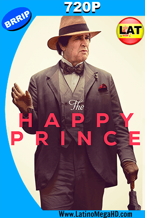 The Happy Prince (2018) Latino HD 720P ()