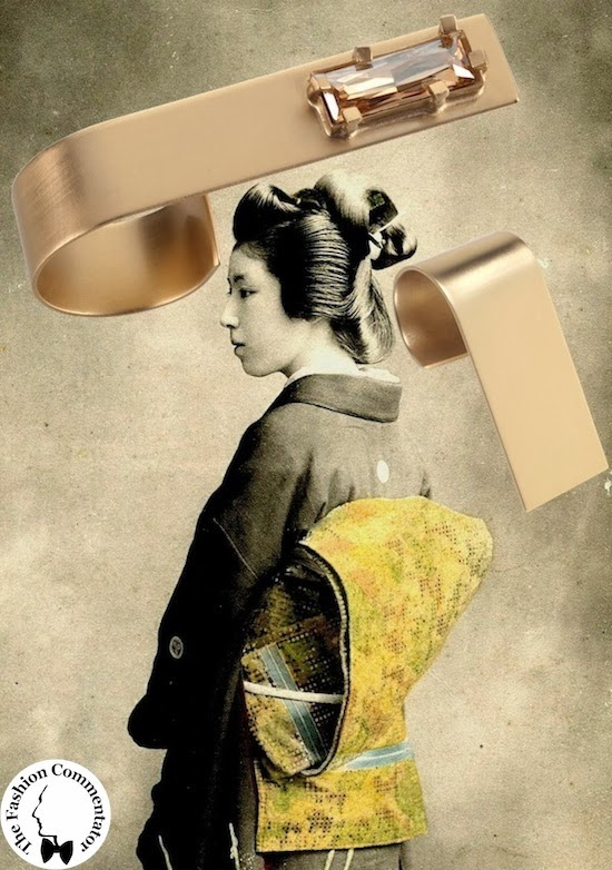Noritamy SS2014 Rings - collage by The Fashion Commentator