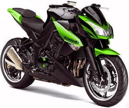 Harga Pasaran Motor Kawasaki Bekas Second Lengkap 2017