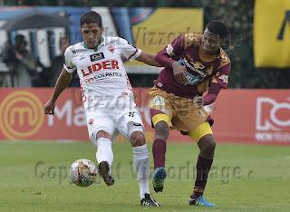 Patriotas F.C vs Deportes Tolima