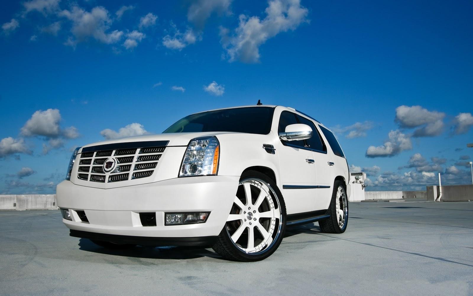 HD Car Wallpapers: Cadillac Escalade Wallpaper HD