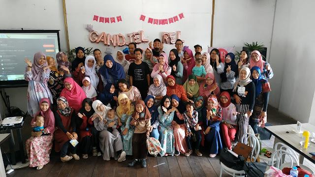 Empat Tahun Komunitas Gandjel Rel : Bekerjasama dengan hati