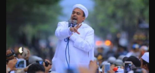 Rentetan Detil dan Kronolgis Habib Rizieq Dicokok Aparat Keamanan Arab Saudi