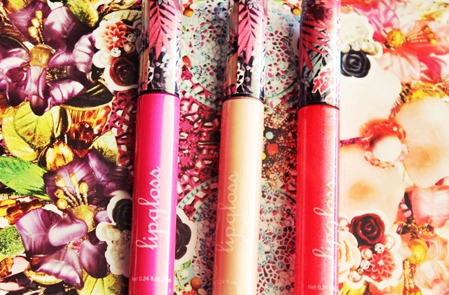H&M lipglosses
