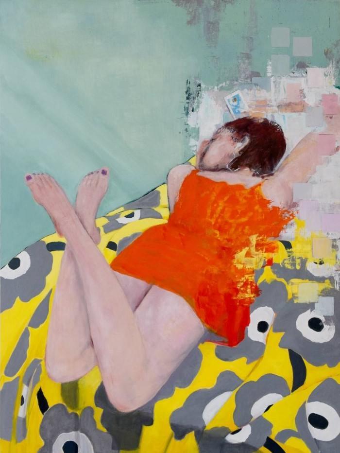 Американский художник. Cath Connolly Hudson