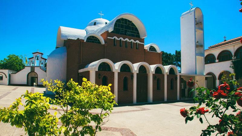 Πανήγυρις Ιεράς Μονής «Η Παναγία του Έβρου» στη Μάκρη Αλεξανδρούπολης