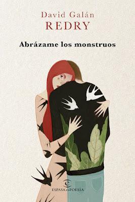 LIBRO - Abrázame los monstruos David Galán | REDRY (Espasa - 4 Abril 2017) POESIA COMPRAR ESTE LIBRO EN ESPAÑA